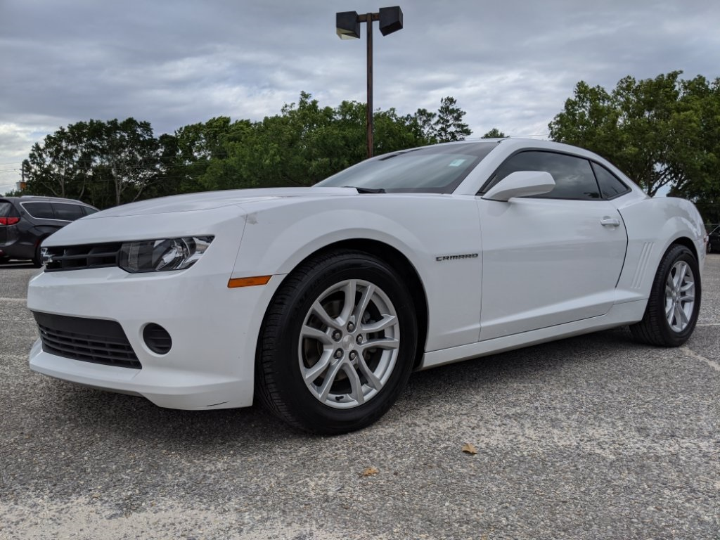 Pre-Owned 2014 Chevrolet Camaro 2LS